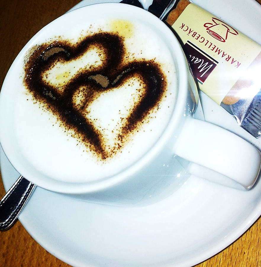 Cafe Mexx – Heiße Getränke